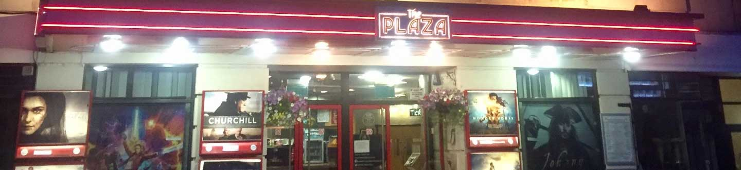 Welcome to The Plaza Cinema, Truro
