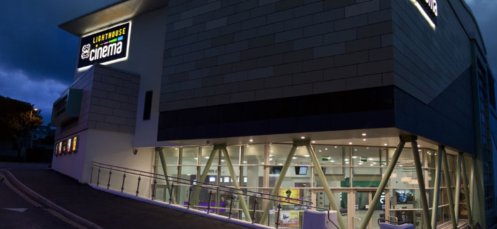The Lighthouse Cinema in Newquay is opened by WTW Cinemas, returning the big screen to Newquay after an absence of 16 years.