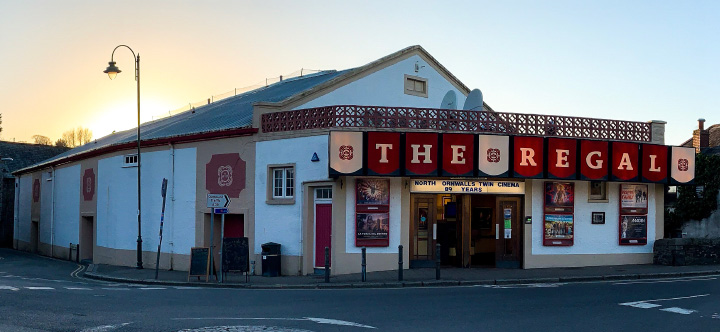 WTW Cinemas celebrate fifty years of ownership of the Regal Cinema, Wadebridge.