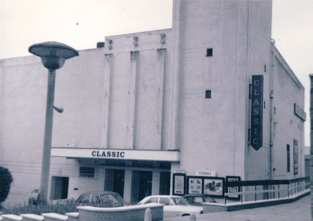 WTW Cinemas purchases the former Odeon / Classic cinema in Chandos Place, St. Austell.