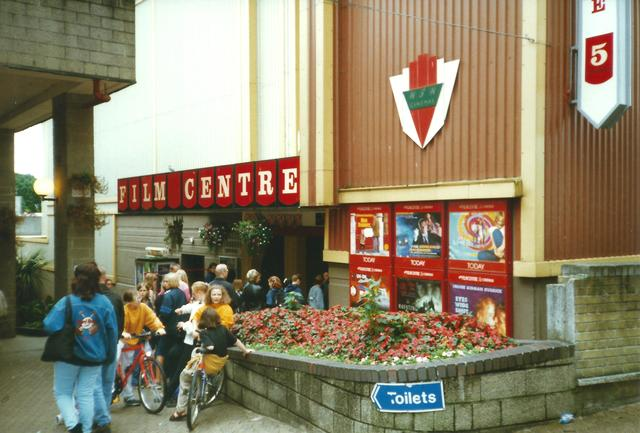 The FilmCentre, St. Austell creates two extra screens, making it Cornwall's first five-screen cinema.