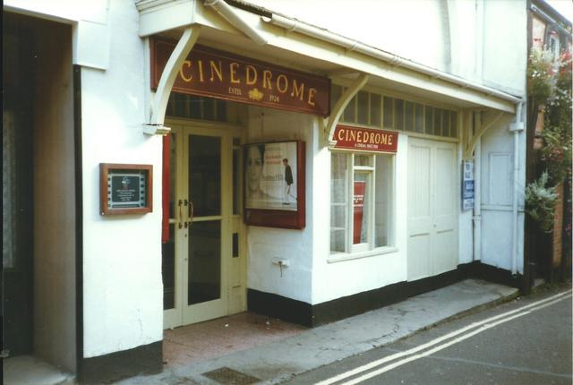 The Cinedrome at Padstow is sold by WTW.