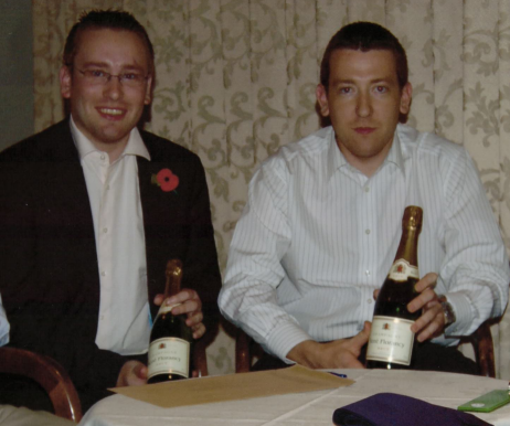 Robert Williams joins WTW, the fifth generation to join the family business. Brother Mark Williams joins in 2002.