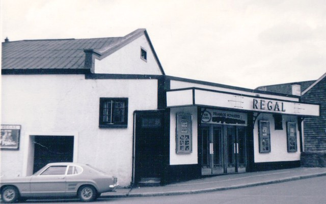 The Regal Cinema, Wadebridge is purchased.